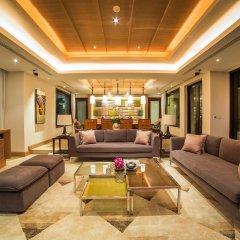 Отель Trisara Villas & Residences Phuket 5* Стандартный номер с различными типами кроватей фото 37