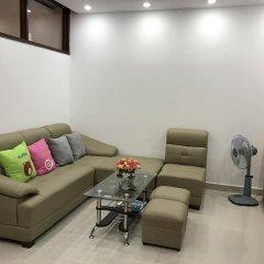 Отель Fully Equipped Luxury Apartment Вьетнам, Вунгтау - отзывы, цены и фото номеров - забронировать отель Fully Equipped Luxury Apartment онлайн комната для гостей фото 2