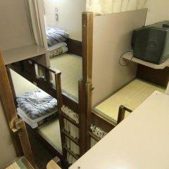 Dorm Hostel Ebisuya Кровать в мужском общем номере фото 2
