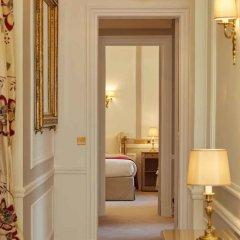 Hotel Regina Louvre 5* Номер Делюкс с двуспальной кроватью фото 5