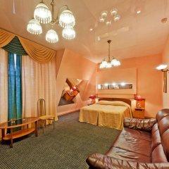 Гостиница К-Визит 3* Люкс с двуспальной кроватью фото 29