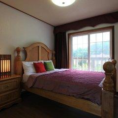 Отель Mayfair Pension Южная Корея, Пхёнчан - отзывы, цены и фото номеров - забронировать отель Mayfair Pension онлайн комната для гостей фото 5