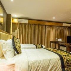 Bagan Landmark Hotel 4* Улучшенный номер с различными типами кроватей