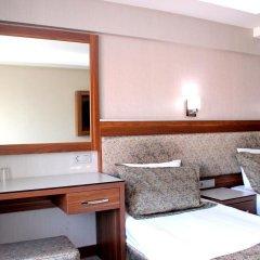 Hotel Buyuk Paris 3* Номер Делюкс с различными типами кроватей фото 8