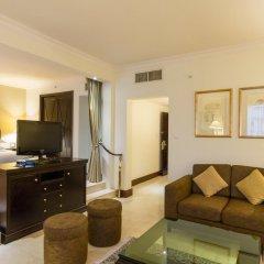 Grand Excelsior Hotel Deira 4* Стандартный номер с различными типами кроватей фото 4