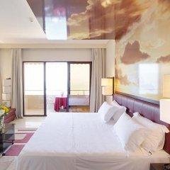 Hotel New York 4* Номер Делюкс с различными типами кроватей фото 6