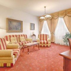 Отель Salve 4* Улучшенный люкс с различными типами кроватей фото 11