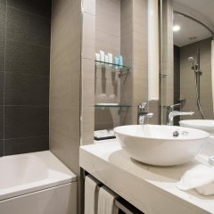 Hotel Nikko Osaka 4* Улучшенный номер с различными типами кроватей фото 2
