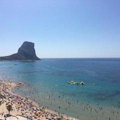 Hotel AR Diamante Beach Spa пляж