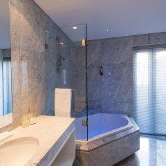 Отель Pateo Lisbon Lounge Suites Португалия, Лиссабон - отзывы, цены и фото номеров - забронировать отель Pateo Lisbon Lounge Suites онлайн ванная