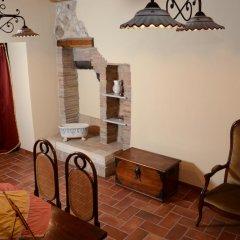 Отель La Locanda Del Passerotto Остия-Антика в номере