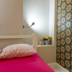 Hostel Bongo Стандартный номер с различными типами кроватей фото 2