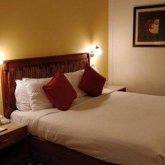Отель The Suryaa New Delhi 5* Номер Делюкс с различными типами кроватей фото 8