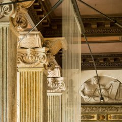 Отель Palazzo Montemartini Италия, Рим - 2 отзыва об отеле, цены и фото номеров - забронировать отель Palazzo Montemartini онлайн интерьер отеля фото 4