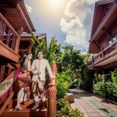 Отель Ruen Tai Boutique