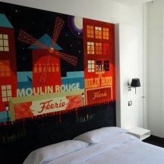 Отель Hôtel Des Arts-Bastille 2* Стандартный номер с различными типами кроватей фото 13