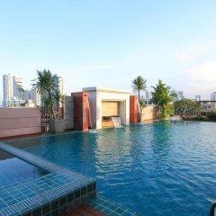 Апартаменты Montara Executive Serviced Apartment бассейн