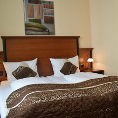 City Hotel West 3* Стандартный номер с различными типами кроватей фото 3