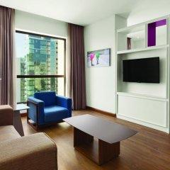 Ramada Hotel & Suites by Wyndham JBR 4* Улучшенный номер с различными типами кроватей фото 7