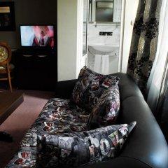 Отель Атлантик 3* Номер Делюкс с различными типами кроватей фото 6