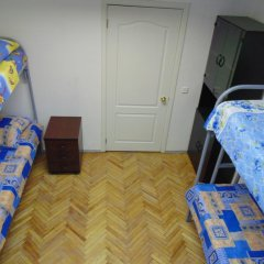 Хостел GORODA Кровать в женском общем номере с двухъярусной кроватью фото 5