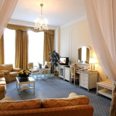 TOP Hotel Ambassador-Zlata Husa 4* Люкс с разными типами кроватей фото 4