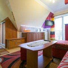 Отель Willa Elanga - ZakopanePoleca комната для гостей фото 4