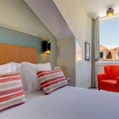 Отель Vincci Baixa 4* Стандартный номер с различными типами кроватей фото 16