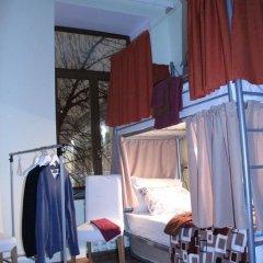 Seasons Хостел Кровати в общем номере с двухъярусными кроватями фото 14