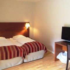 Marché Rygge Vest Airport Hotel 3* Стандартный номер с двуспальной кроватью фото 3