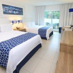 Отель Holiday inn Acapulco La Isla 3* Люкс с различными типами кроватей фото 3