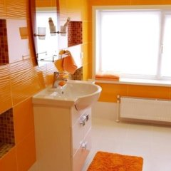 Гостиница Cottage on Zelenougorskoy комната для гостей фото 5