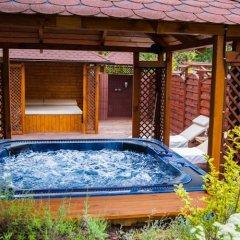 Отель Willa Jolanta бассейн