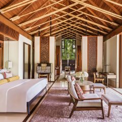 Отель One&Only Reethi Rah 5* Вилла с различными типами кроватей фото 8