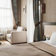 Арк Палас Отель 4* Улучшенный номер с различными типами кроватей фото 2