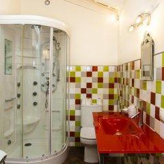 Отель Abadía San Martín ванная фото 2