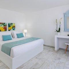 Отель Santorini Kastelli Resort 5* Стандартный номер с различными типами кроватей