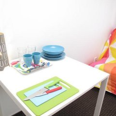 Hostel Wola Park Стандартный номер с различными типами кроватей фото 8