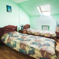 Гостиница Ял на Оренбургском тракте Номер категории Эконом с различными типами кроватей фото 4