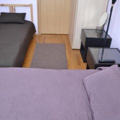 Гостиница Пафос у Арбата Номер Эконом разные типы кроватей фото 2