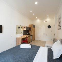 Гостиница Partner Guest House Khreschatyk 3* Студия разные типы кроватей фото 16