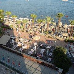 Отель Maris Beach Otel 3* Стандартный номер с различными типами кроватей