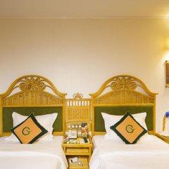 Green World Hotel Nha Trang 4* Улучшенный номер с различными типами кроватей фото 4
