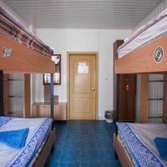 Hostel Tikhoe Mesto Кровать в общем номере с двухъярусной кроватью фото 2