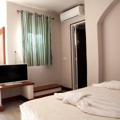 Отель Meltemi Village 4* Улучшенный номер с различными типами кроватей фото 3