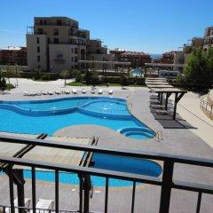 Апартаменты Menada Luxor Apartments бассейн фото 2