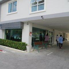 Siam Privi Hotel парковка