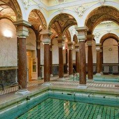 Отель Dhsr Nove Lazne бассейн