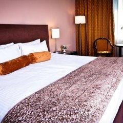 Отель Aquincum Улучшенный номер с различными типами кроватей фото 6