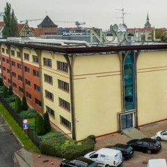 Отель Novotel Gdansk Centrum парковка